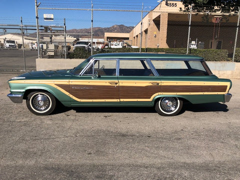 1963 Ford Country Squire (Double)