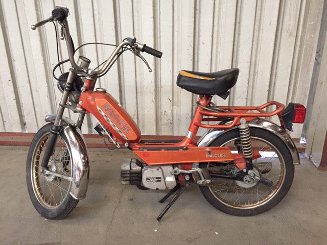 M1980 Pacer Moped