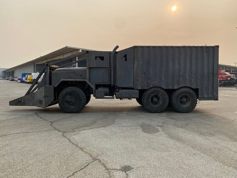"1983 M923A Military 6x6 ""Carnage"""