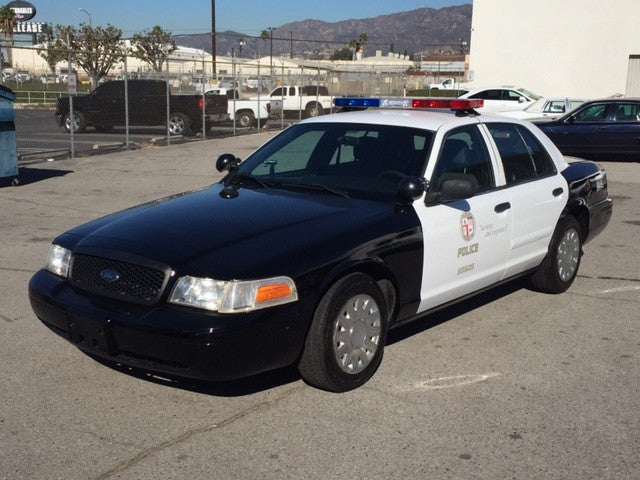2008 Ford Crown Victoria Police