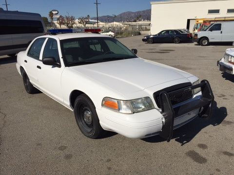 2000 Ford Crown Victoria Police Interceptor