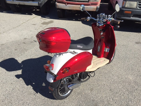 M2015 BMS Snail 50 Scooter (Double)