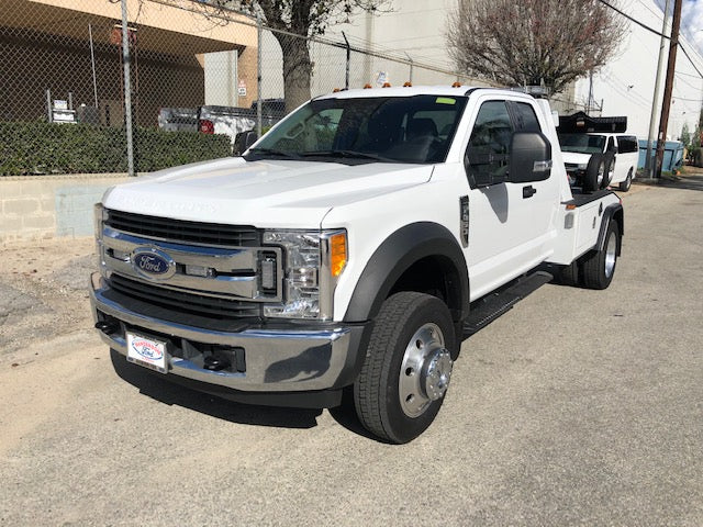 2017 Ford F450 Tow Truck