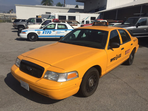 2005 Ford Crown Victoria Taxi