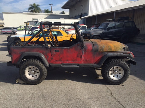 1990 Jeep Wrangler (Double)
