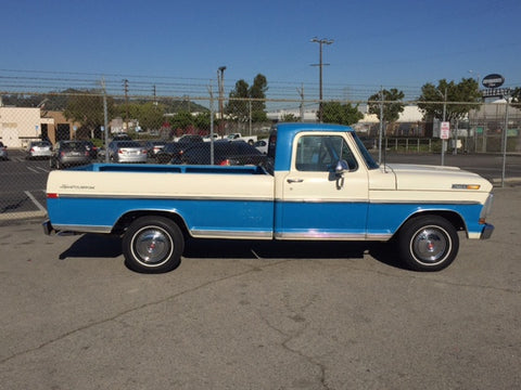 1971 Ford F100 Sport Custom Pickup