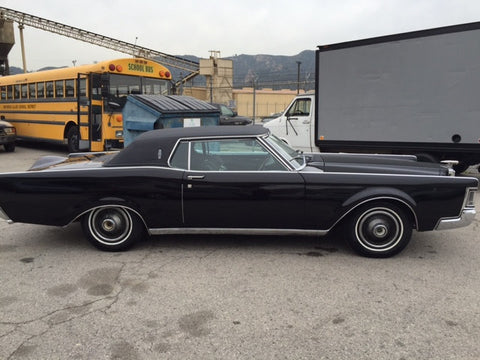 1969 Lincoln Mark III (Double)