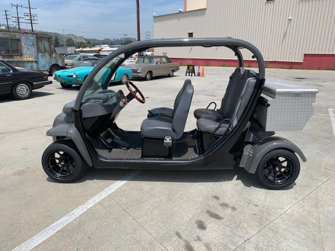 2002 GEM Electric 4 Person Cart