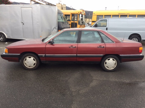 1987 Audi 5000 CS Quattro (Double)