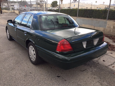 2003 Ford Crown Victoria (Double)
