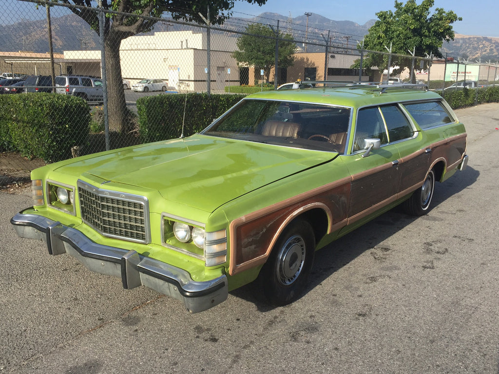 1978 Ford Country Squire Station Wagon (Double)