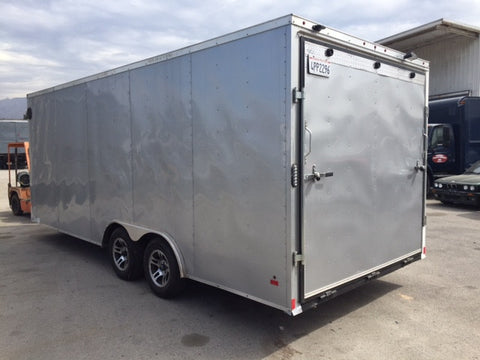 2016 Wells Cargo Enclosed Car Trailer