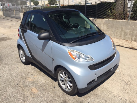 2008 Smart Passion Convertible  (Double)