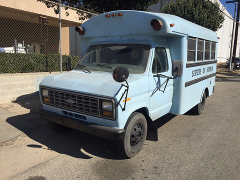 1986 Ford School Bus (Double)