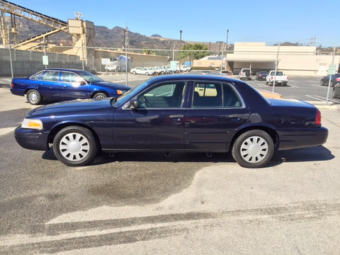 2007 Ford Crown Victoria (Double)