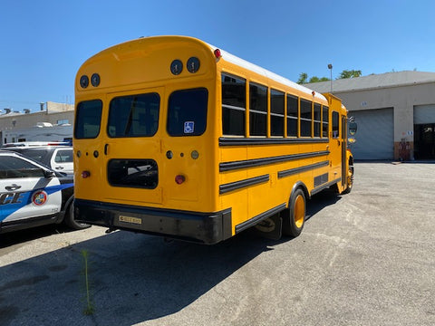 2010 Bluebird School Bus