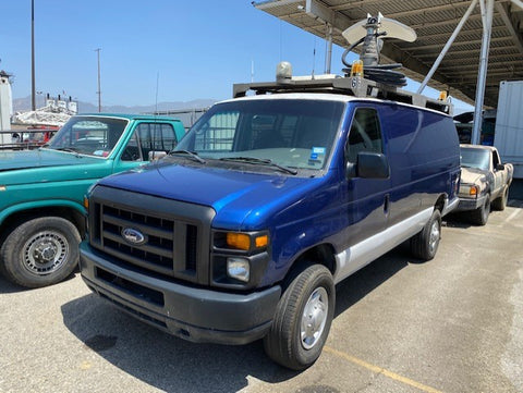 2014 Ford News Van