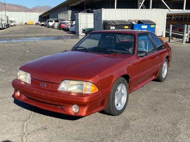 1991 Ford Mustang GT  (Double)