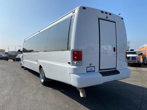 2015 Ford Krystal Coach 37 Passenger People Mover