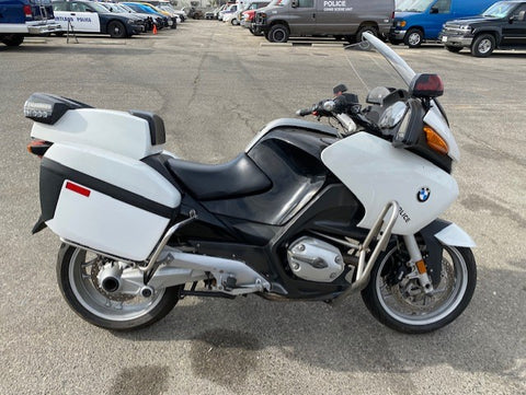 2009 BMW R1200RT (Double)