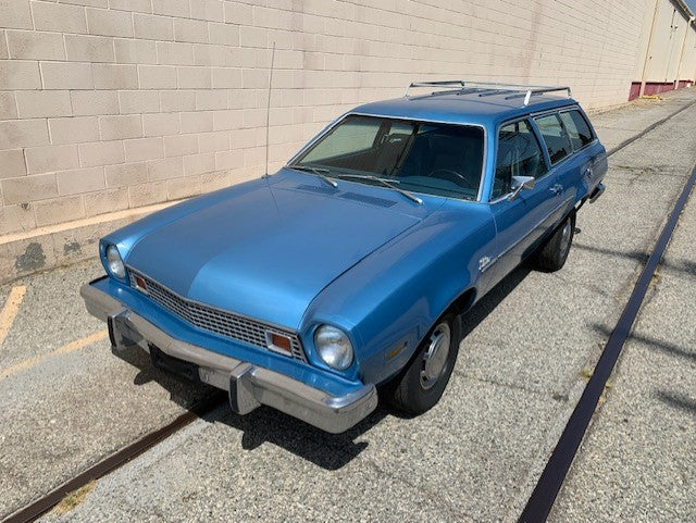 1976 Ford Pinto Station Wagon