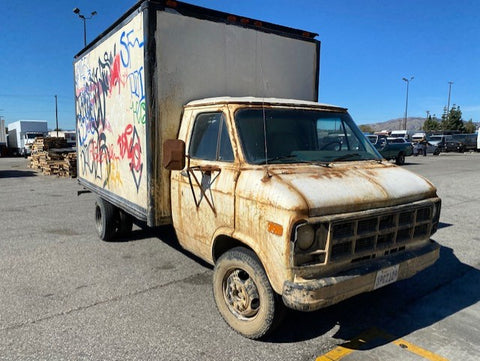 1981 GMC Cube Truck (Double)