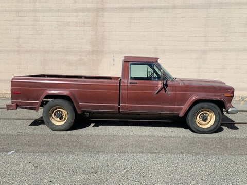 1974 Jeep J20 Gladiator (Double)