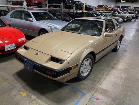 1985 Nissan 300ZX (Double)