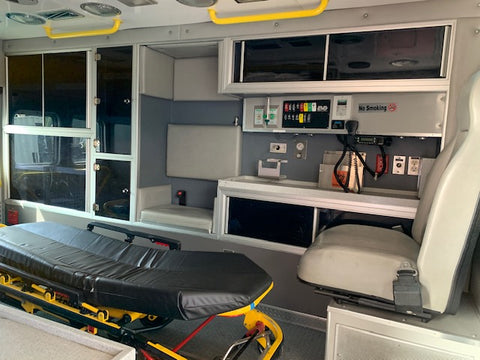 2010 Ford F450 Modular Ambulance