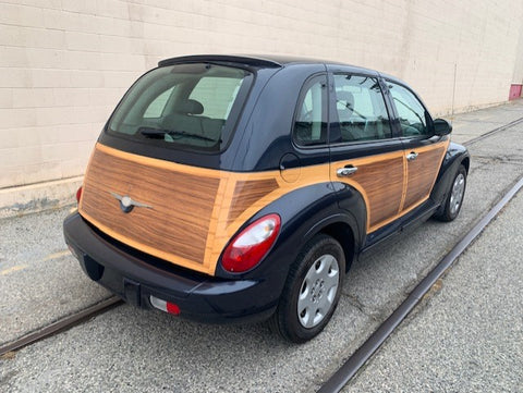 2007 Chrysler PT Cruiser (double)