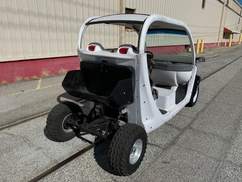 2001 GEM Electric 4 Person Cart/Camera Car