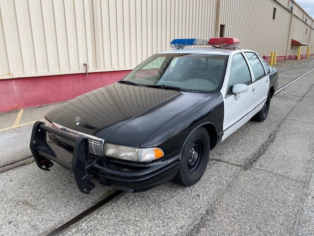 1995 Chevrolet Caprice Police Car (Double)