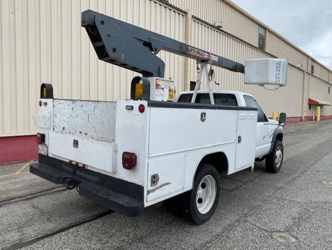 1993 GMC Bucket Truck ( Manlift)