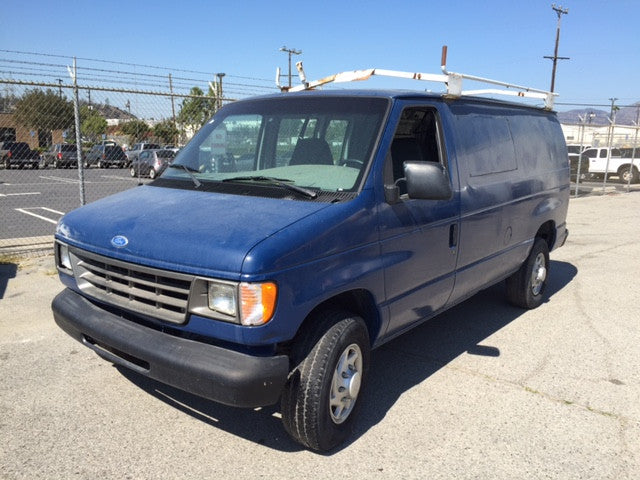 1995 Ford Econoline Van (Double)