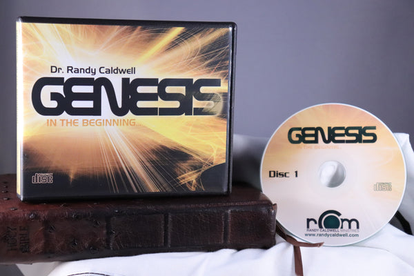 Genesis: In The Beginning - 4 CD Series