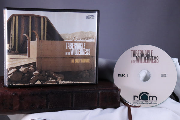The Tabernacle in the Wilderness - 4 CD Series