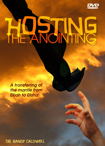 Hosting the Anointing (Video Download)