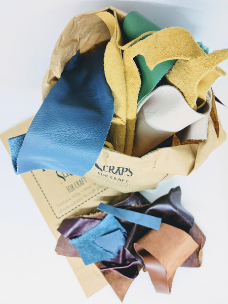 Leather Scraps for Craft