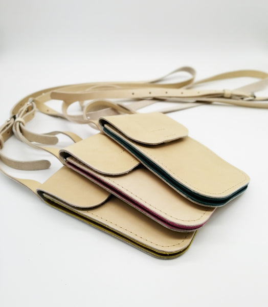 Concertina Cross Body Phone Case