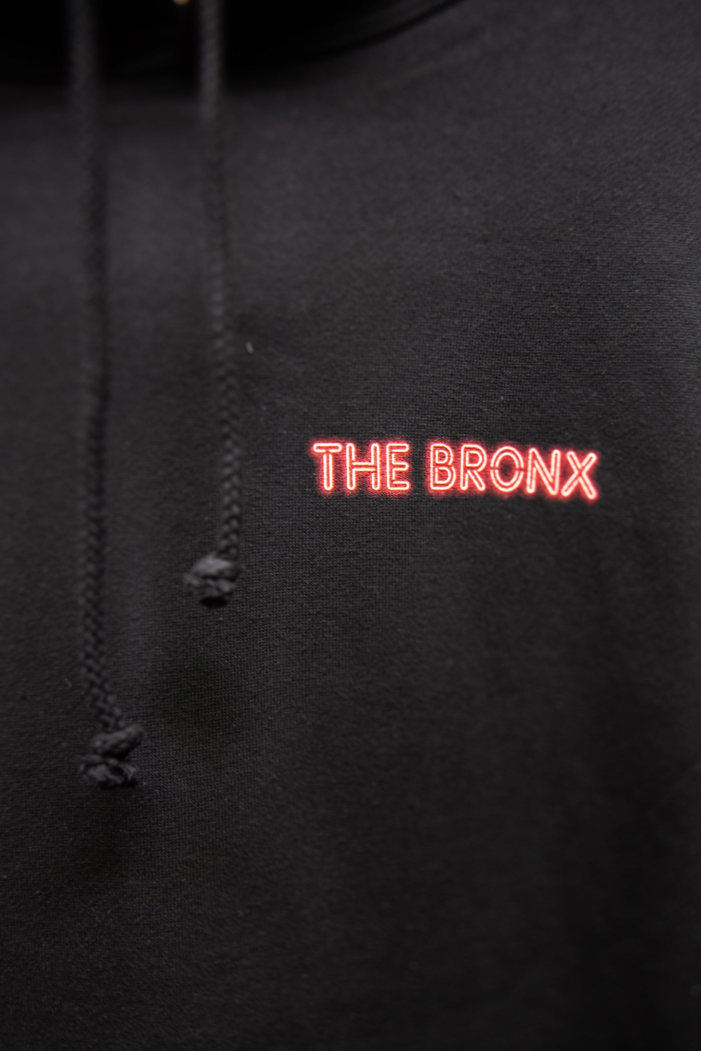 If It Wasn't For The Bronx - Black Hoodie