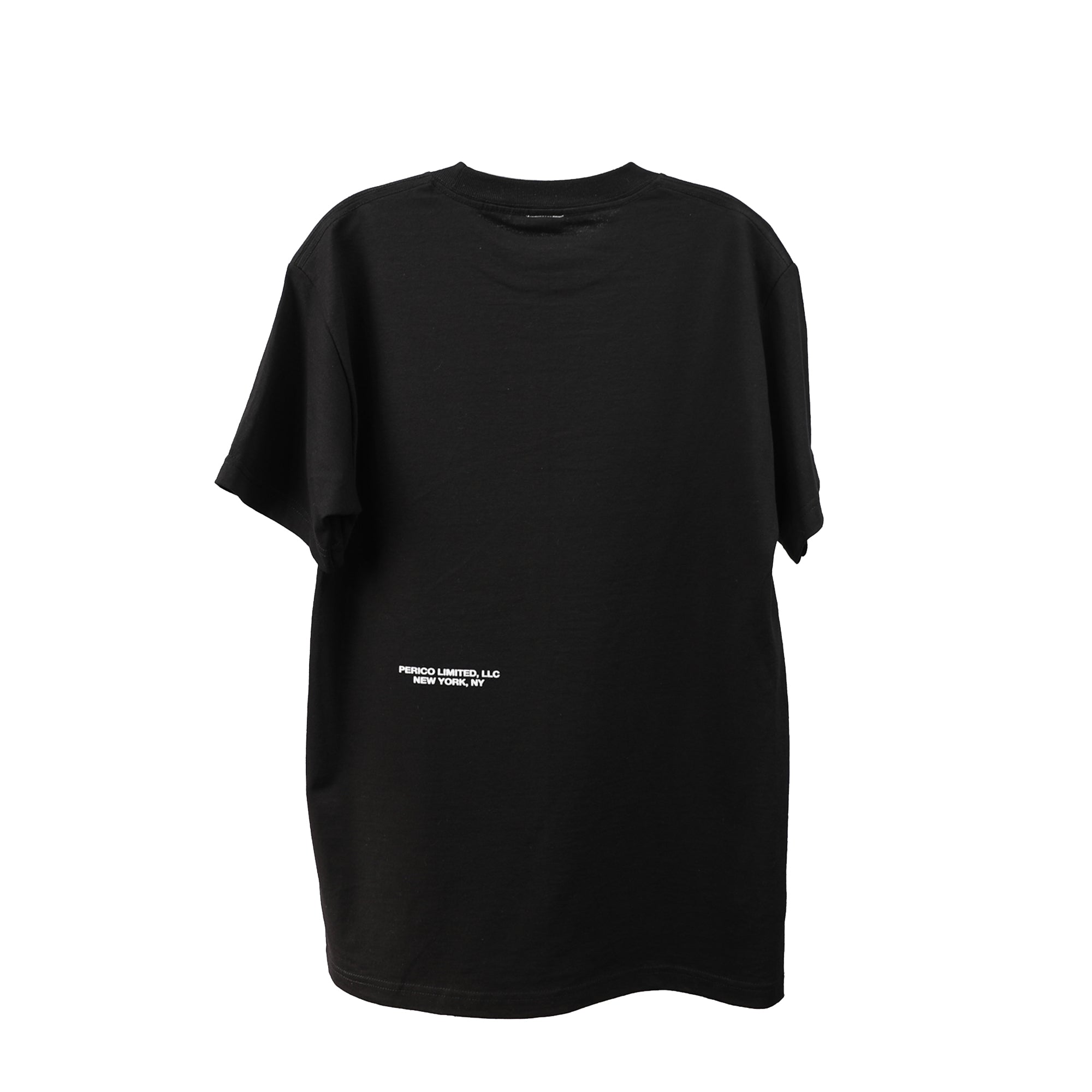 Heights Smiley - Black S/S