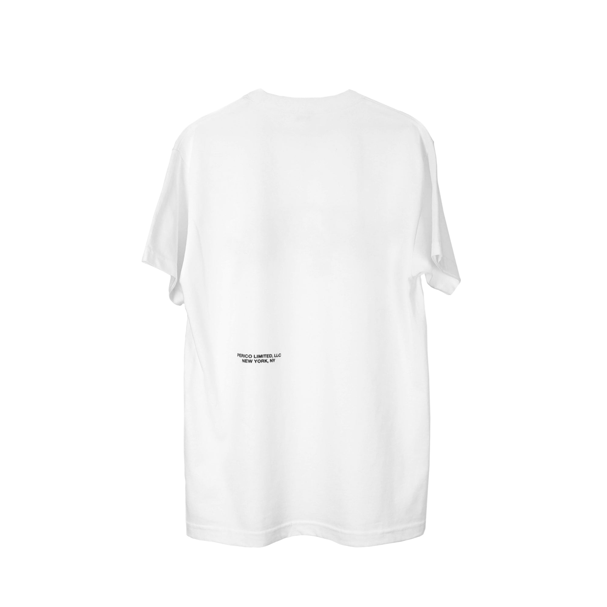 Heights Smiley - White S/S