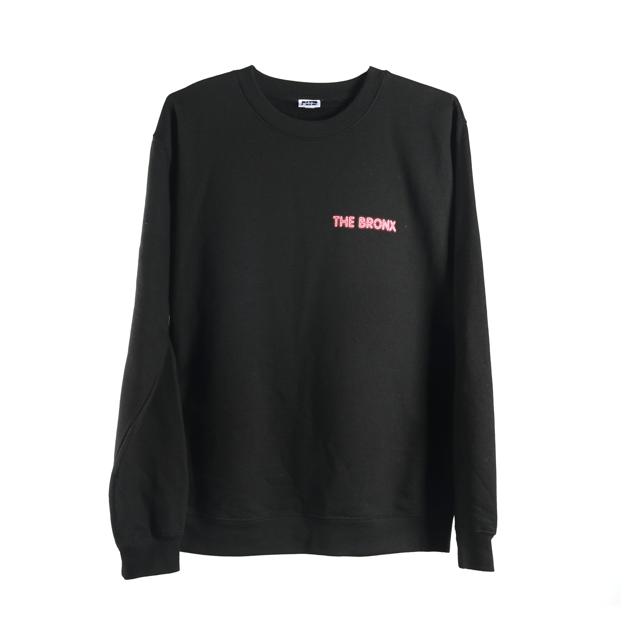 If It Wasn't For The Bronx - Black Crewneck