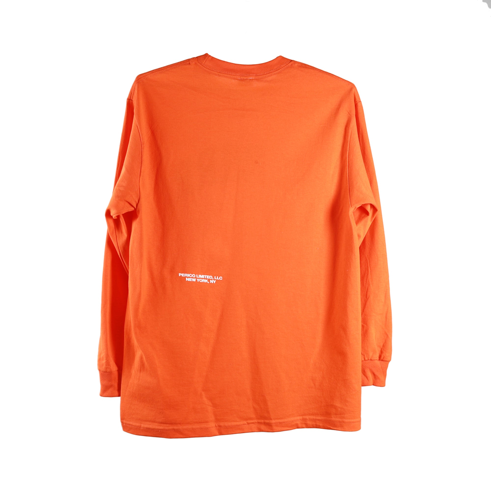 Yerrrr - Knicks Orange L/S