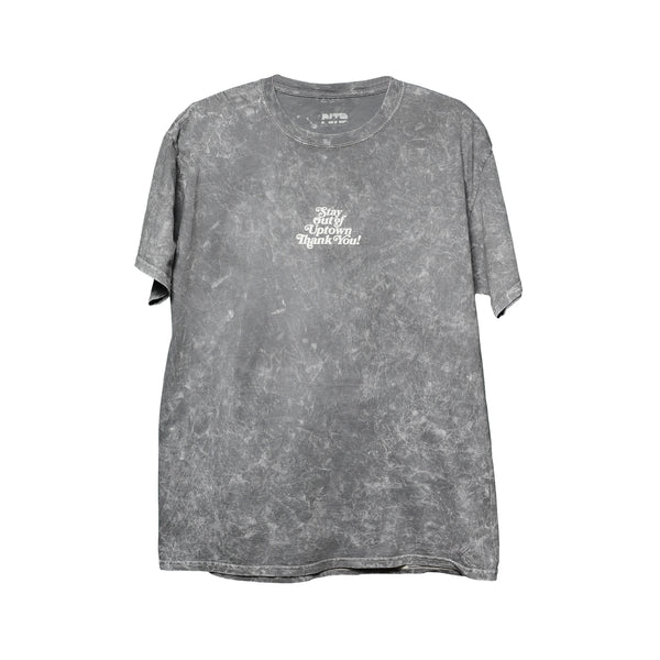 Stay Out of Uptown - Moonstone Mineral Wash S/S
