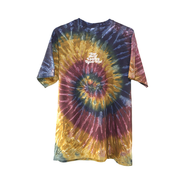 Stay Out of Uptown Tie Dye - Galaxy