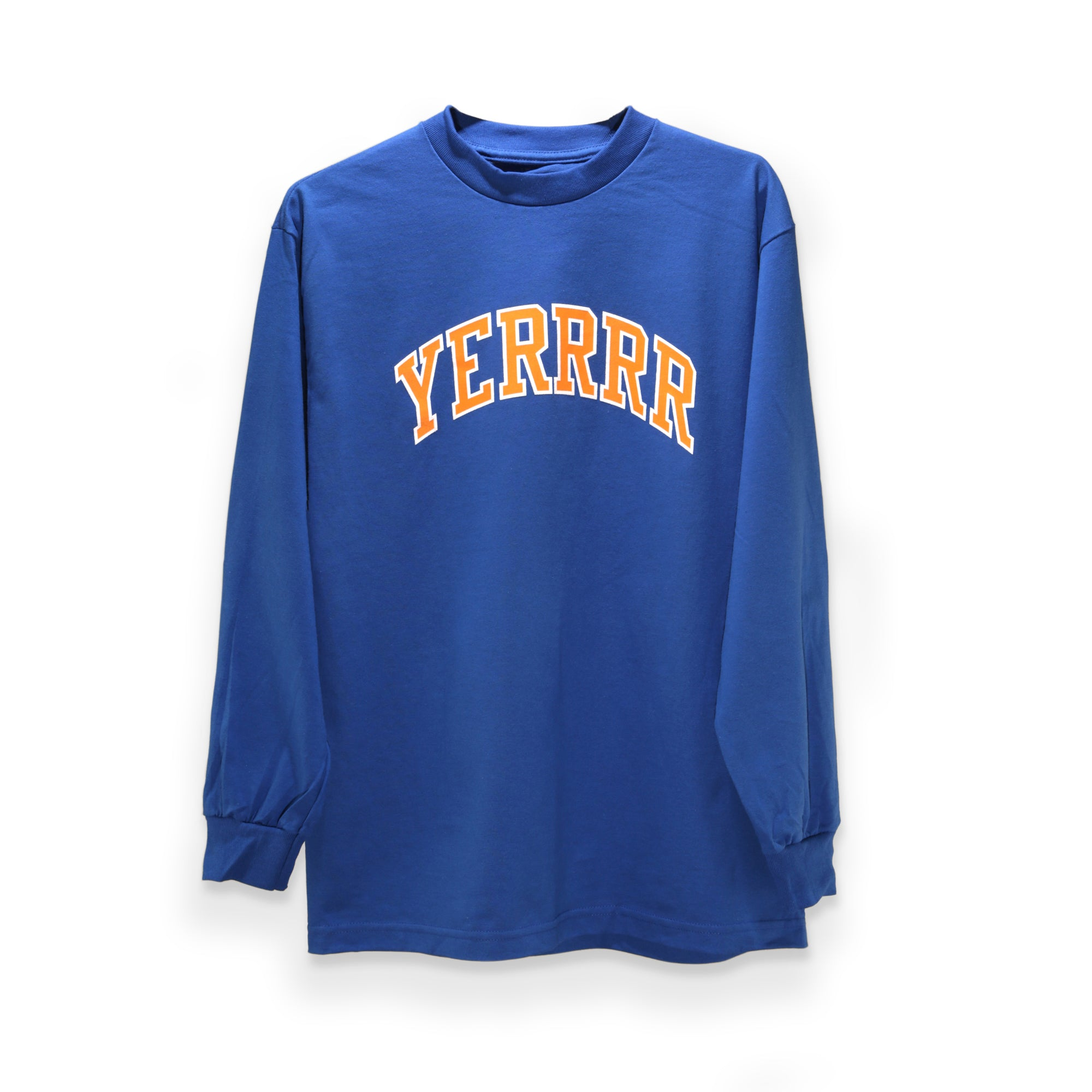 YERRRR - Knicks Away LS Tee