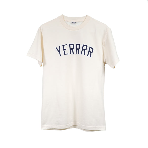 Yerrrr - Yankees Cream S/S