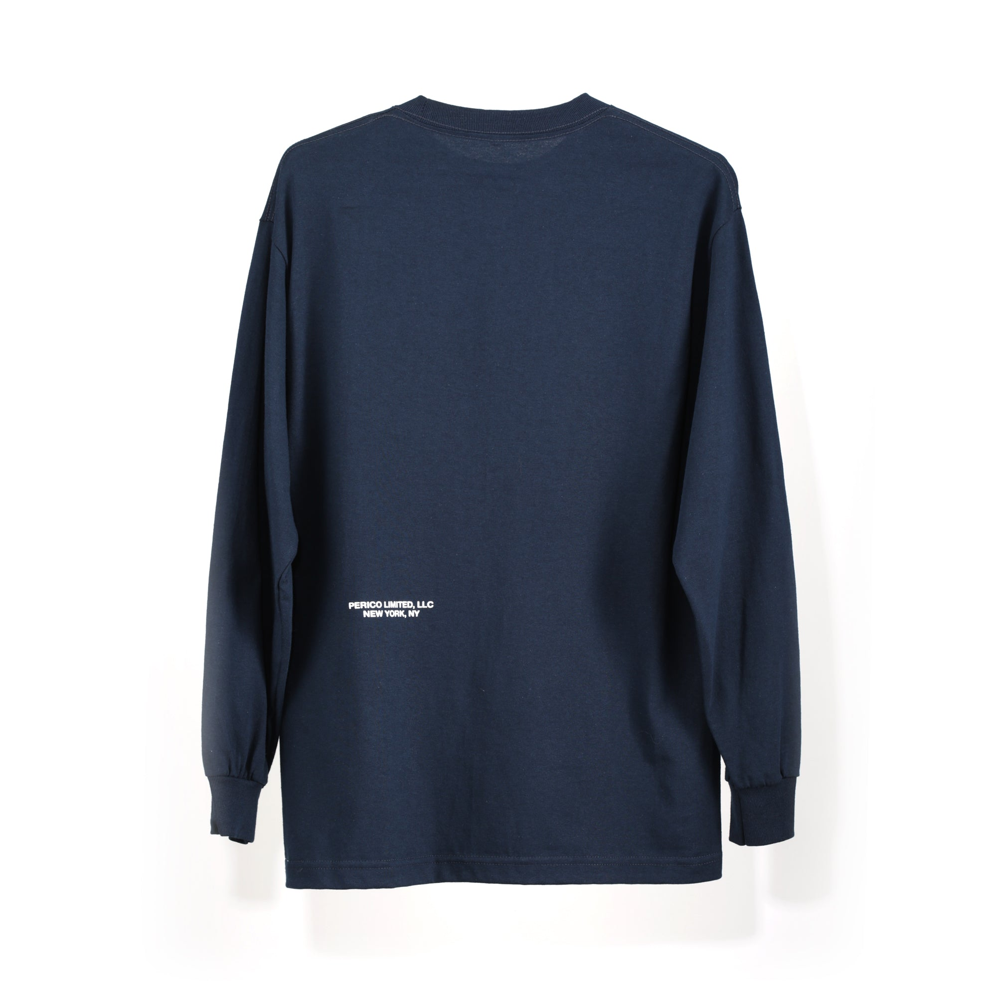 Yerrrr - Home Navy L/S
