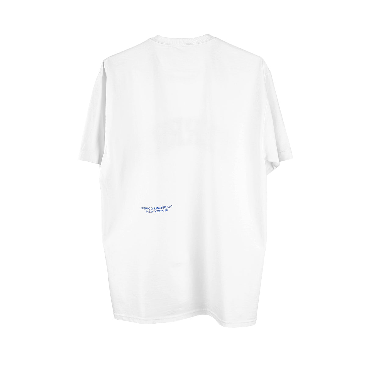 Yerrrr - Knicks White S/S